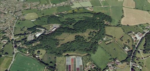 Cadbury Hill Camp, Congresbury, Somerset