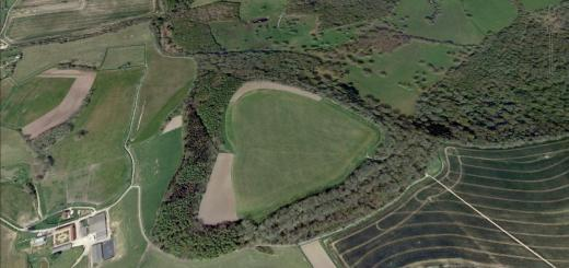 Castle Ditches Hillfort, Wiltshire