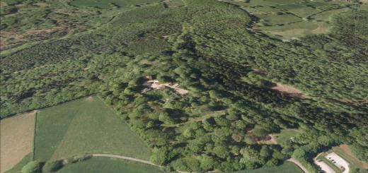 Castle Neroche Hillfort, Curland, Somerset