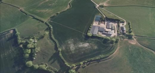 Castleman's Hillfort, Castleman's Hill, Trull, Somerset