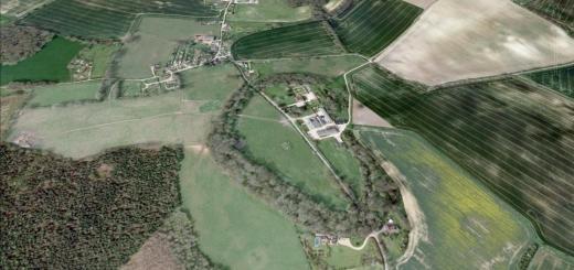 Chisbury Camp, Wiltshire
