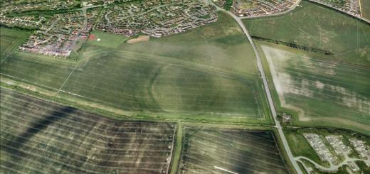 Great Woodbury Hillfort, Wiltshire