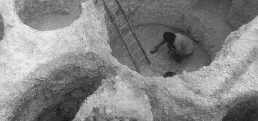 Image 01- Intercutting pits of various dates.