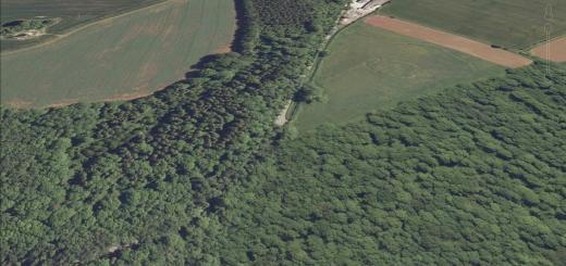 Kingsdown Camp Hillfort, Mells Down, Somerset