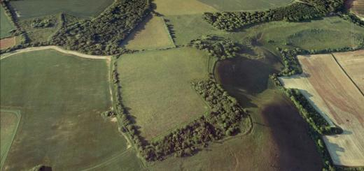 Martinsell Hill Hillfort, Wiltshire