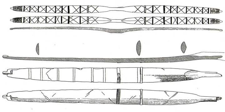 Figure 1 - The Meare Heath Bow.