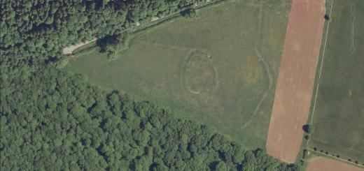 Mells Down Camp Hillfort, Buckland Dinham, Somerset