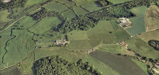 Nash Hill Hillfort, Wiltshire