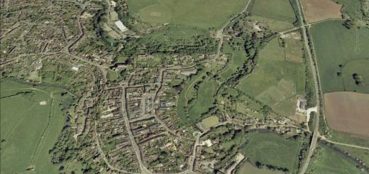 Nun's Walk Area Hillfort, WiltshireNun's Walk Area Hillfort, Wiltshire