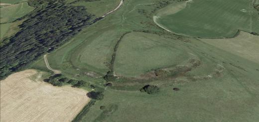Rawlsbury Camp (alt - Rawlsbury Rings).