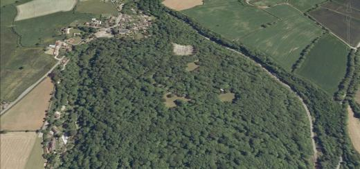 Tedbury Camp Hillfort, Elm, Somerset