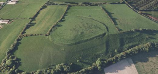 The Castle Hillfort, Dorset.