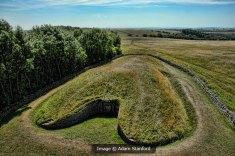 Belas Knap Long Barrow. Image © Adam Stanford