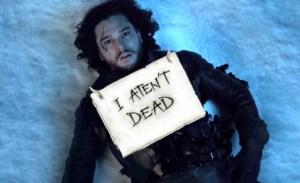 I Aten't Dead.