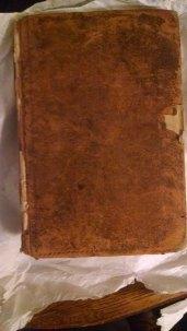 Capt. John Conn Day Signal Book. Cover.