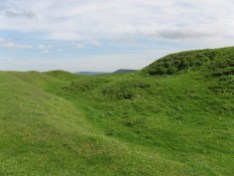 Mount Caburn Hillfort Ramparts (2).