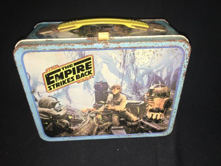 Empire Strikes Back Lunchbox (feat. Yoda)