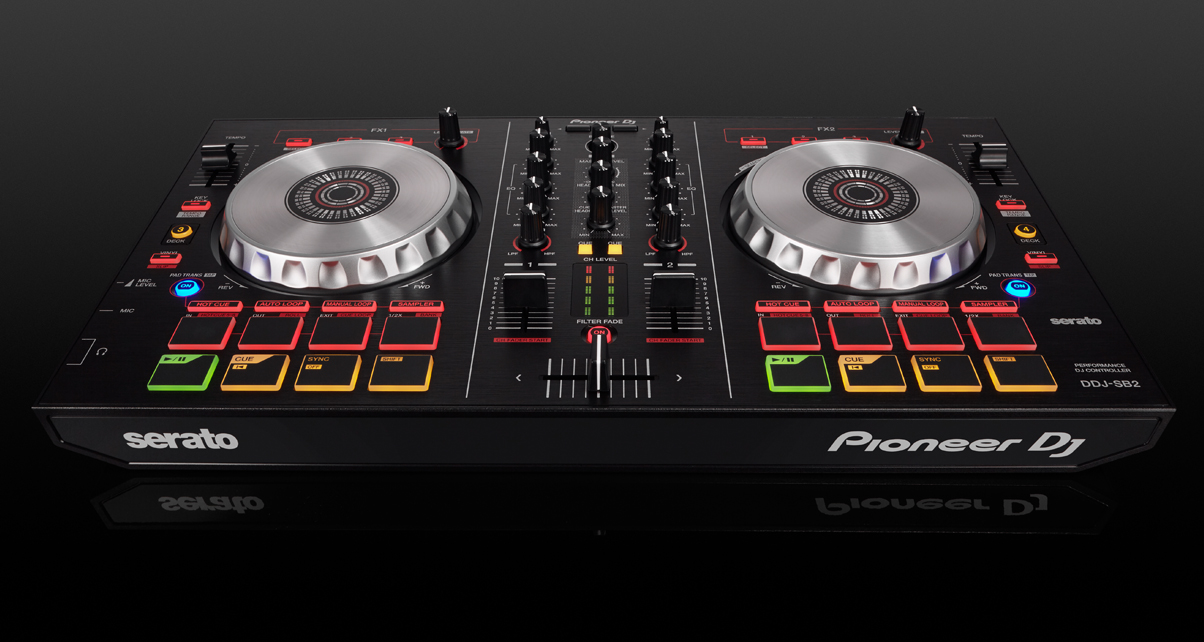Image result for Pioneer DDJ-SB2