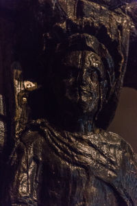 Detail of Vasa Figureine