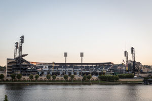 PNC Park Across the River