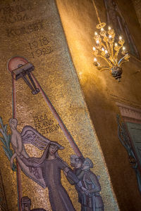 Works of Art in the Stockholm City Hall