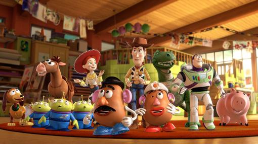 Toy Story 3 -Szenenbild