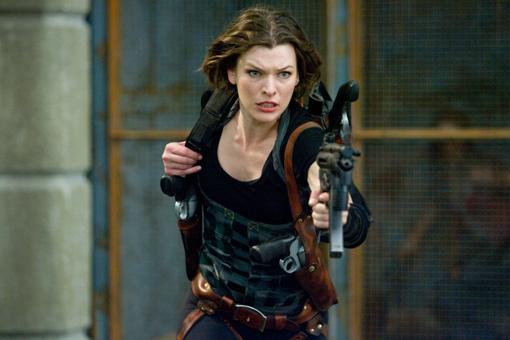 Milla Jovovich kehrt als Alice in RESIDENT EVIL: AFTERLIFE 3D zurück