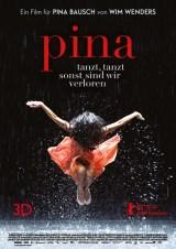 PINA - Plakat Berlinale 3D