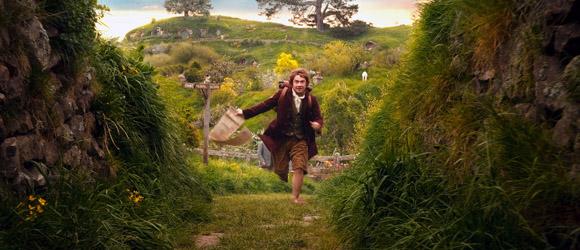 Der Hobbit: Eine unerwartete Reise HFR 3D - Szenenbild Bilbo Auenland