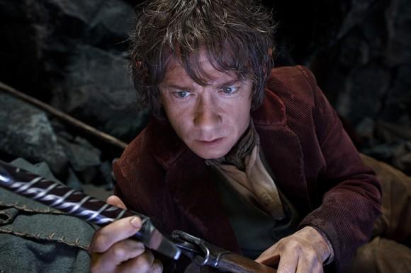 MARTIN FREEMAN als Hobbit Bilbo Beutin