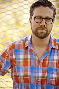 Patrick Hanenberger Mitarbeiter von DreamWorks in LA