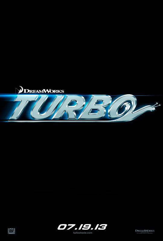 Turbo-Teaserplakat