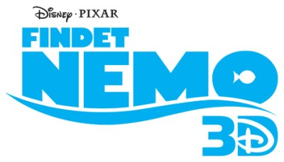 Findet Nemo 3D - Logo