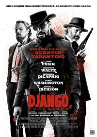 Hauptplakat Django Unchained