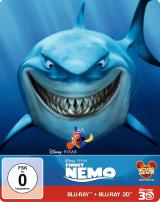 Findet Nemo 3D - Blu-ray 3D - Cover