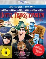 Hotel Transsilvanien - Blu-ray 3D - Cover