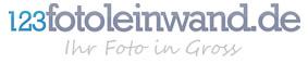 Logo 123Fotoleinwand