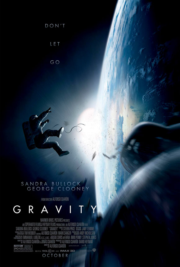 Gravity- Teaserposter