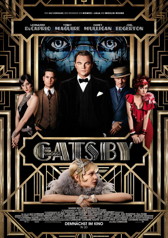 Der Grosse Gatsby - Plakat