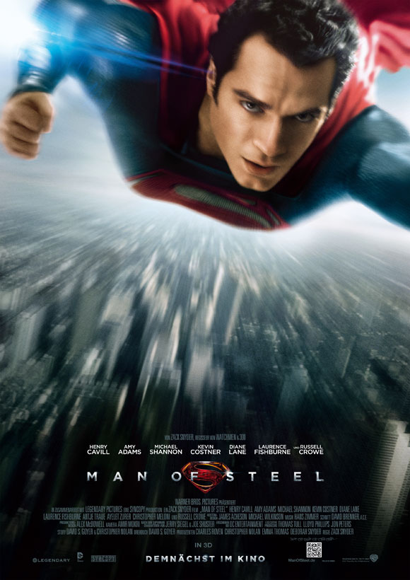 Man of Steel - Hauptplakat