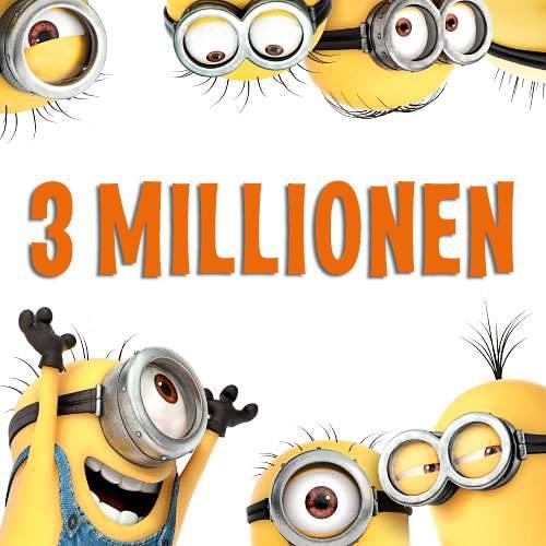 3 Mio