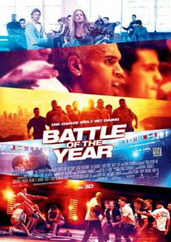 Battle of the Year - Plakat