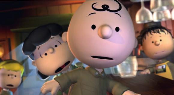 Die Peanuts- erstes Teaserbild