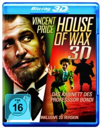 House of Wax- Cover- Blu-ray 3D