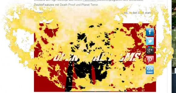 Machete Kills 3D-Effekttrailer