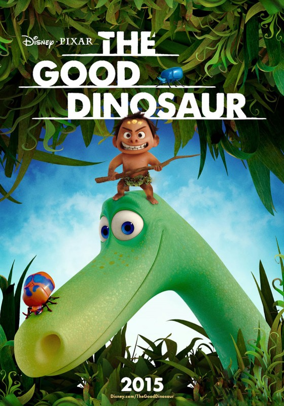 The Good Dinosaur- Teaserposter