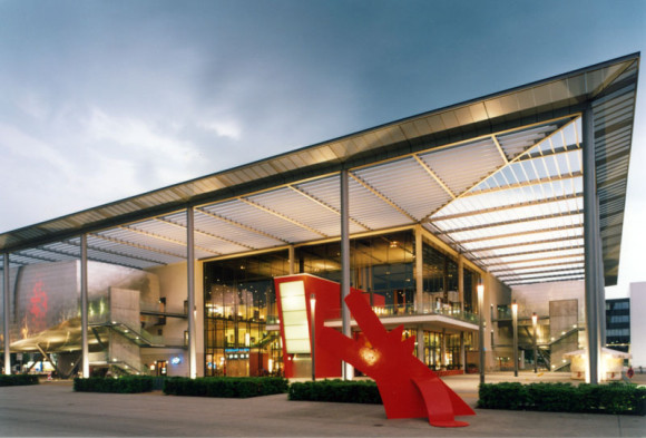 Filmpalast am ZKM - Karlsruhe- IMAX- CineStar