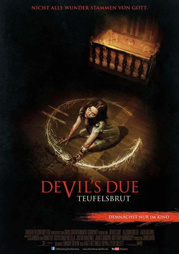 DevilsDue - Poster