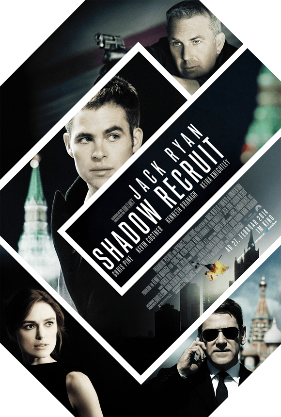 Jack Ryan- Shadow Recruit