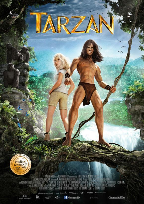 Tarzan - Hauptplakat